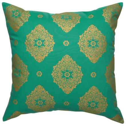 "Danica Studio Decorative Throw Pillow Cover - 17"" in Kaveri - Closeouts"