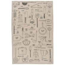 Danica Studio Linen Tea Towel in Kitchen Essentials - Closeouts