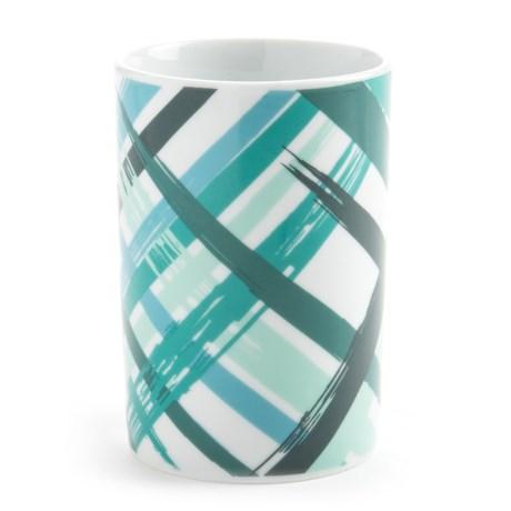 Danica Studio Porcelain Tumbler - 14 fl.oz. in Emerald City