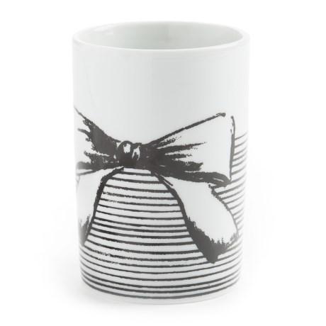Danica Studio Porcelain Tumbler - 14 fl.oz. in Prim & Proper