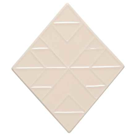 Danica Studio Tessellate Ceramic Trivet in See Photo - Closeouts