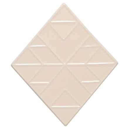 Danica Studio Tessellate Ceramic Trivet in See Photo - Closeouts