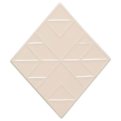 Danica Studio Tessellate Ceramic Trivet in See Photo