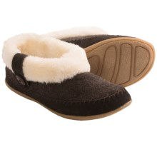 Daniel Green Anika Slippers (For Women) in Chocolate - Closeouts