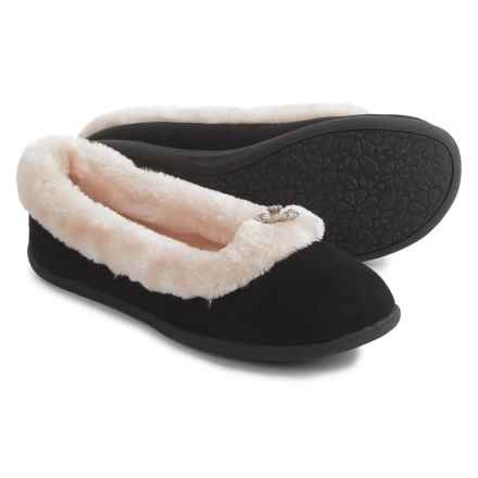 Daniel Green Clarice Slippers (For Women) in Black - Closeouts