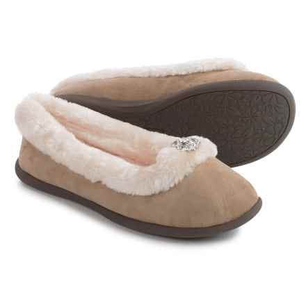 Daniel Green Clarice Slippers (For Women) in Tan - Closeouts