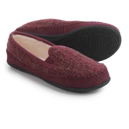Daniel Green Gildy Slippers (For Women) in Ruby - Closeouts