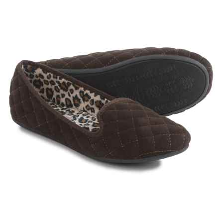 Daniel Green Karoline Slippers (For Women) in Chocolate - Closeouts