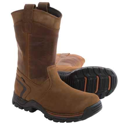 "Danner 11"" Rampant TFX Wellington Gore-Tex® Work Boots - Waterproof (For Men) in Brown - Closeouts"