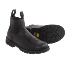 "Danner 6"" Station/Office Work Boots (For Men) in Black - Closeouts"