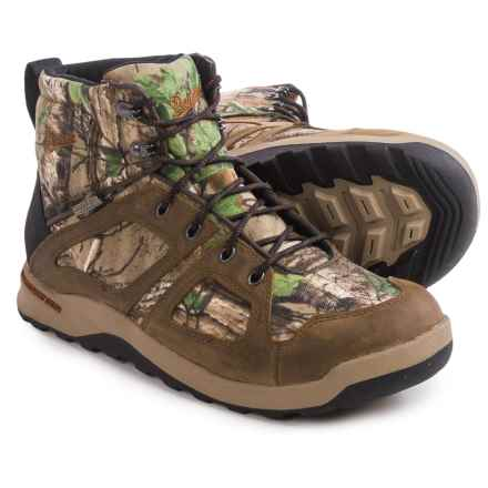 "Danner 6"" Steadfast Hunting Boots - Waterproof (For Men) in Realtree Xtra - Closeouts"