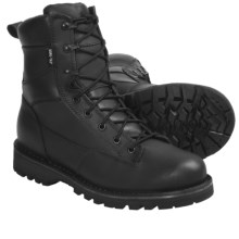 "Danner APB 8"" Gore-Tex® Work Boots - Waterproof, Insulated (For Men) in Black - Closeouts"