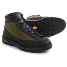 Danner DL2 Boots - Lace-Ups (For Men) in Black/Olive - Closeouts