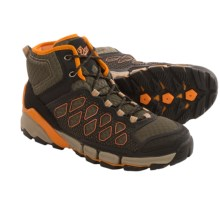 "Danner Extrovert 4.5"" Hiking Boots (For Men) in Brown/Orange - Closeouts"