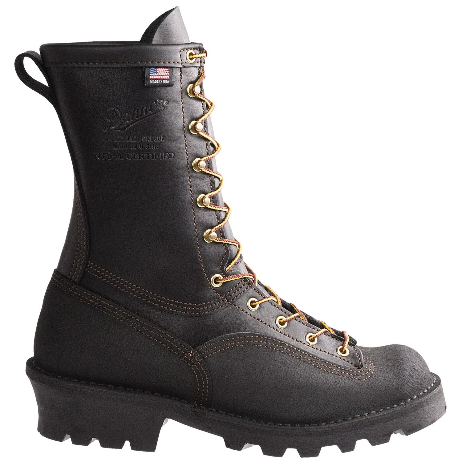 Danner Flashpoint Ii 10 Fire Work Boots For Women 6320v