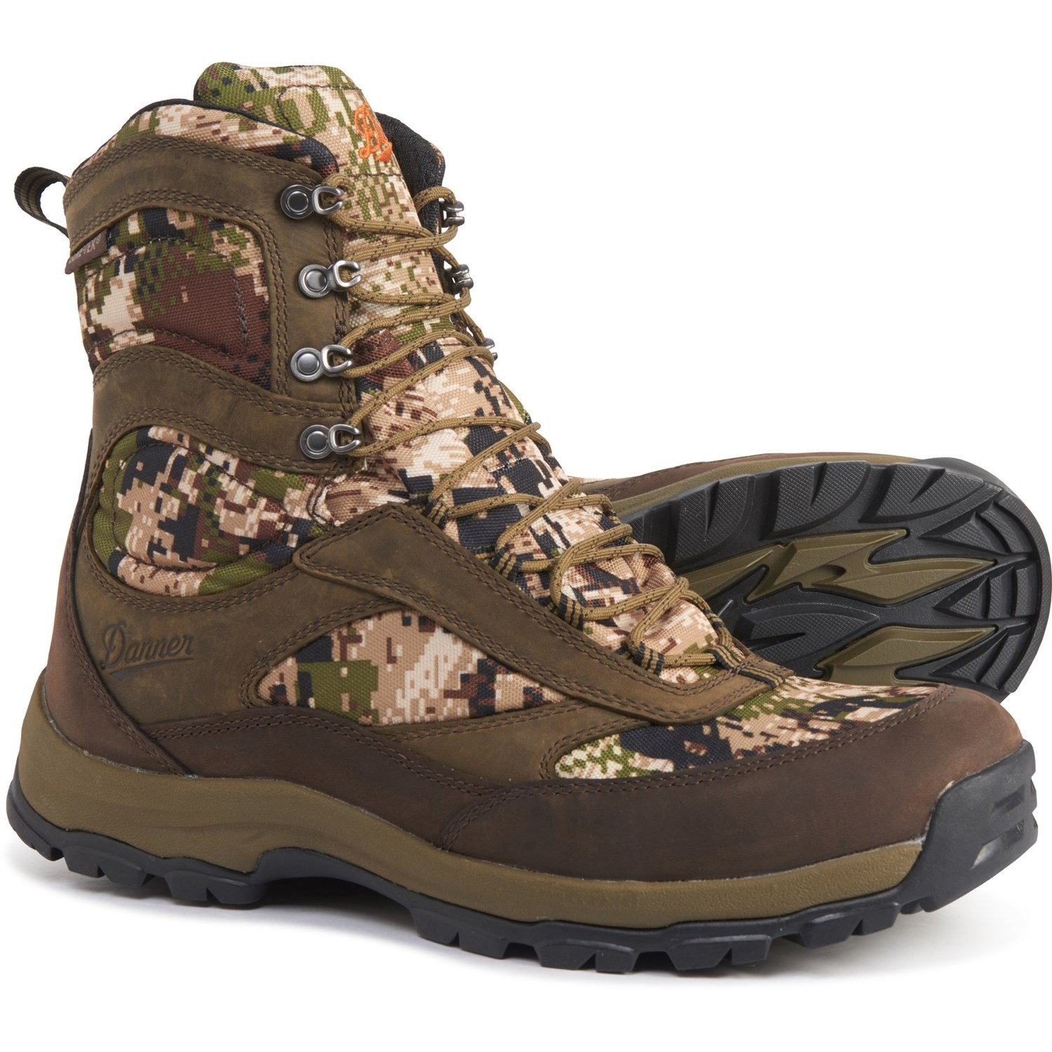 """Danner High Ground 8"""" Gore-Tex® Hunting"""