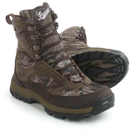 "Danner High Ground Gore-Tex® 8"" Hunting Boots - Waterproof (For Women) in Mossy Oak Break-Up Infinity - Closeouts"