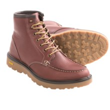 Danner Lace Work Boots - Moc Toe (For Men) in Brown - Closeouts