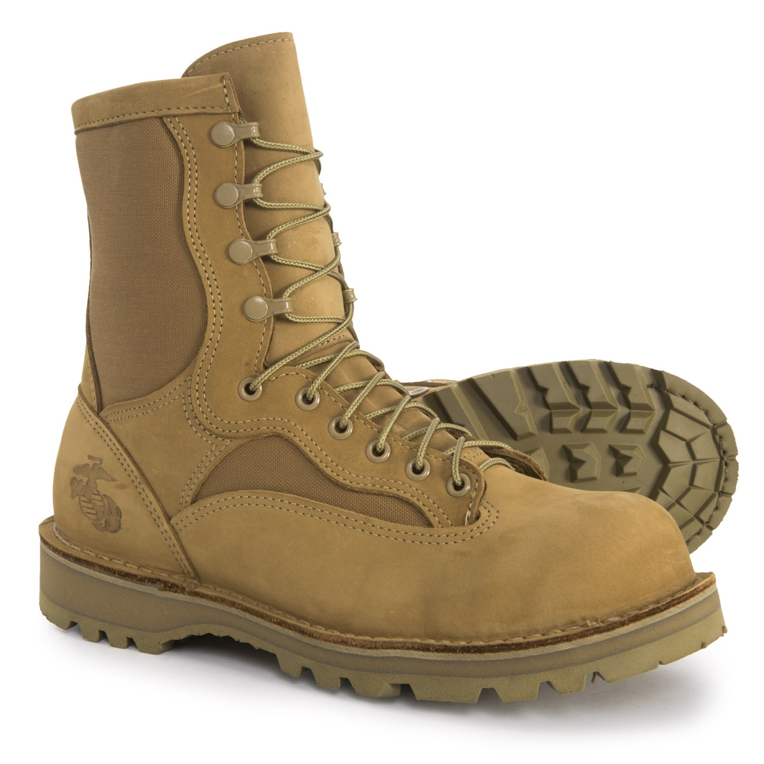 e579fb99616 Danner Marine Expeditionary Boots - Steel Safety Toe, Leather (For Men)