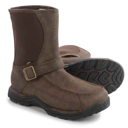 "Danner Sharptail Gore-Tex® Rear-Zip 10"" Hunting Boots - Waterproof, Leather (For Men) in Brown - Closeouts"