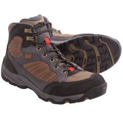 Danner Sobo Mid Hiking Boots (For Men) in Charcoal/Olive
