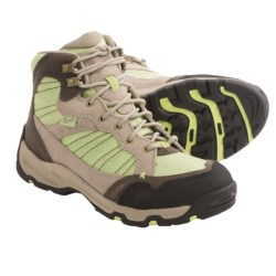 Danner Sobo Mid Hiking Boots (For Women) in Taupe/Green