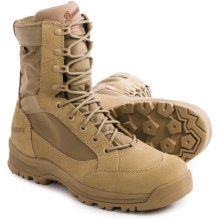 "Danner Tanicus 8"" Boots - Waterproof, Suede (For Men) in Tan - Closeouts"