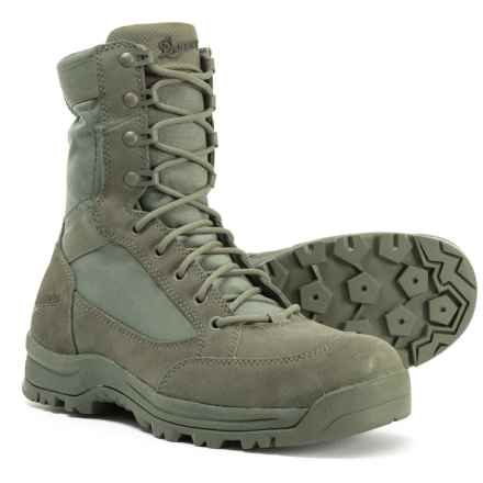 "Danner Tanicus Boots - Waterproof, 8"" (For Men) in Sage Green"