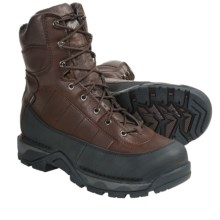 "Danner Vandal Gore-Tex® 8"" Plain Toe Work Boots - Waterproof, Leather (For Men) in Brown/Black - Closeouts"
