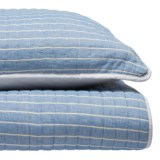 DANNY SEO Granada Stripe Quilt and Sham Set - Twin