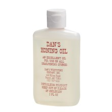 Dan's Whetstone Honing Oil Bottle - 3 fl.oz. in See Photo - Closeouts