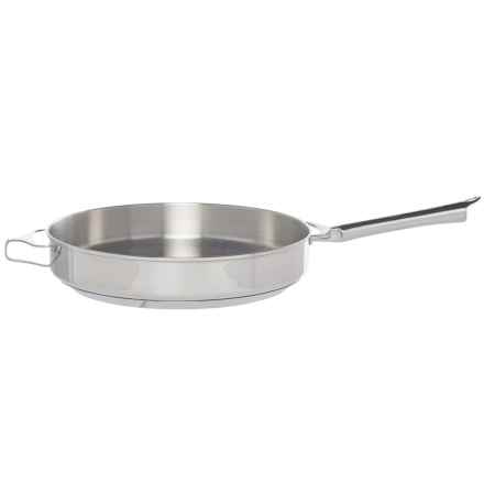 "Dansk Kobenstyle Stainless Steel Skillet - 12"" in Stainless Steel - Closeouts"