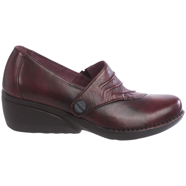 dansko aimee wedge shoes for save 46
