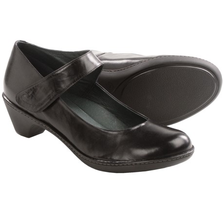 Dansko Bess Mary Jane Shoes Leather For Women