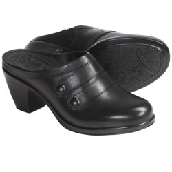 Dansko Blake Clogs - Leather (For Women) in Black