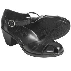 Dansko Bliss Sandals - Nappa Leather (For Women) in Black