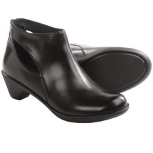 Dansko Bonita Ankle Boots - Leather (For Women) in Black - Closeouts