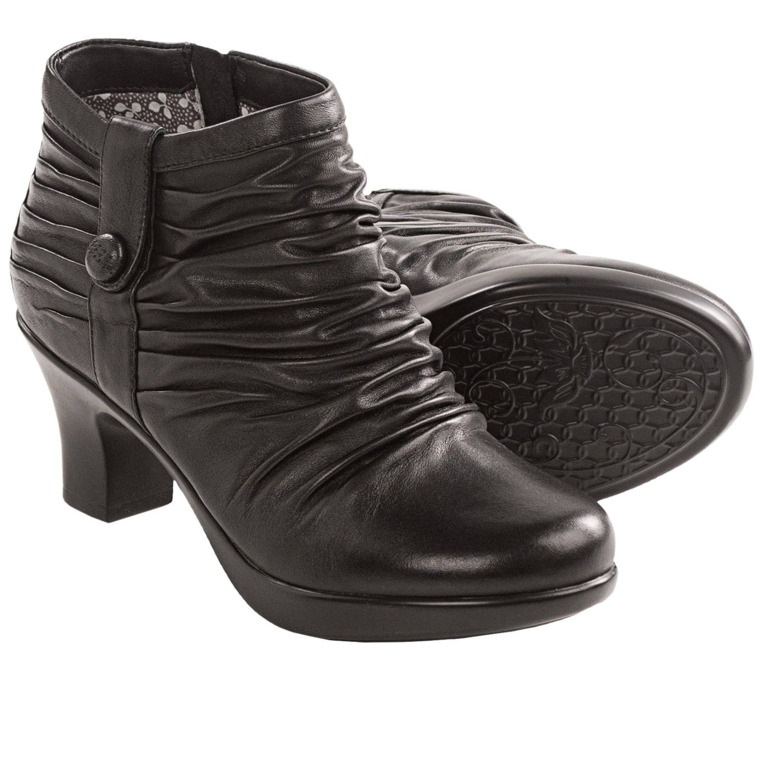 dansko buffy ankle boots for save 45