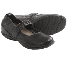 Dansko Chrissy Mary Jane Shoes - Leather  (For Women) in Black Nappa - Closeouts