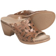 Dansko Clarissa Sandals (For Women) in Amber - Closeouts