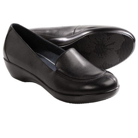 Dansko Debra Shoes Leather (For Women)