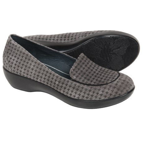 Dansko Debra Shoes - Leather, Slip-Ons (For Women)
