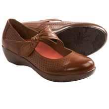 Dansko Deidra Mary Jane Shoes (For Women) in Cognac - Closeouts