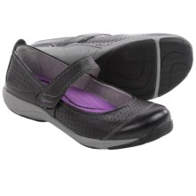 Dansko Hadley Mary Jane Shoes - Leather (For Women) in Black Leather - Closeouts