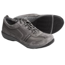 Dansko Helen Lace Shoes - Suede (For Women) in Charcoal Suede - Closeouts