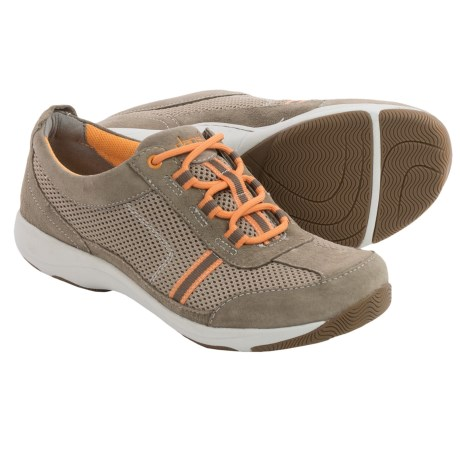 Dansko Helen Lace Shoes Suede (For Women)