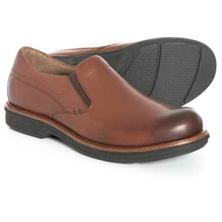 Dansko Jackson Shoes - Leather (For Men) in Mahogany
