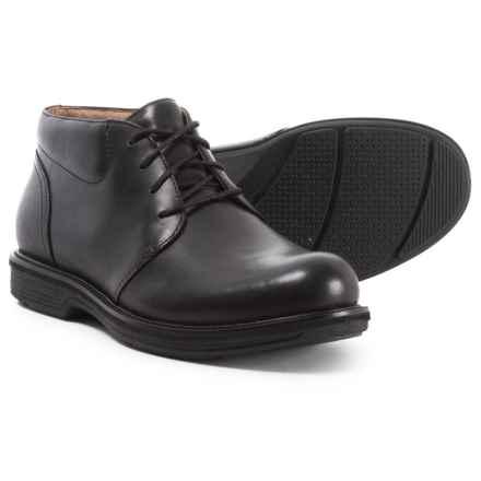 Dansko Jake Chukka Boots (For Men) in Black Antiqued Calf - Closeouts