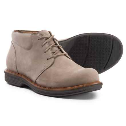 Dansko Jake Chukka Boots (For Men) in Taupe Milled Nubuck - Closeouts