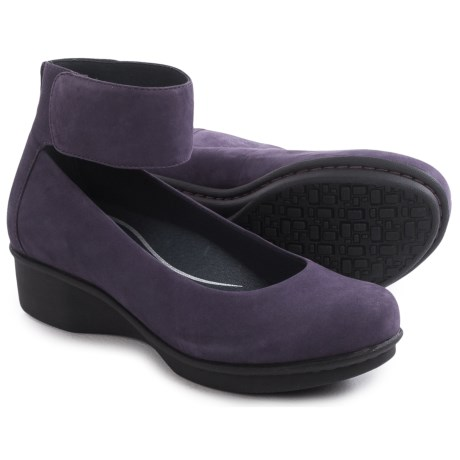 Dansko Lulu Nubuck Shoes (For Women)
